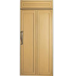 Brand: GE, Model: ZIFP360NXLH, Style: Requires Custom Panel, Right Hinge Swing