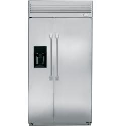 Brand: GE, Model: ZISP420DXSS, Color: Stainless Steel Professional