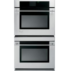 Brand: GE, Model: ZET2RMSS, Style: Electronic Touch LCD and Tubular Handles