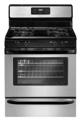Brand: Frigidaire, Model: FFGF3023LW, Color: Stainless Steel