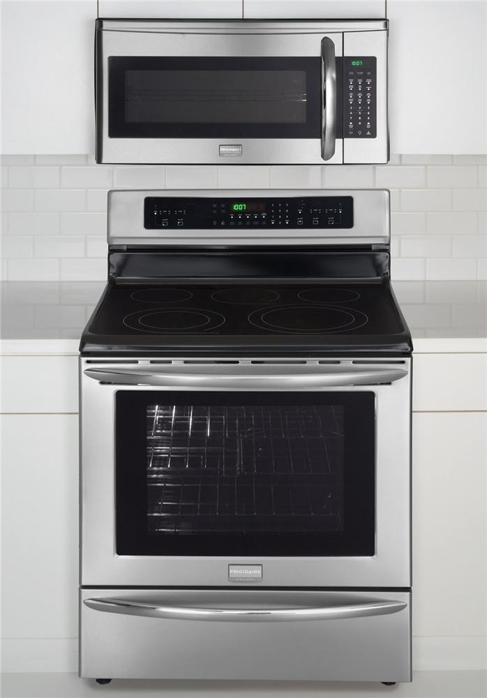 Frigidaire Fgmv185kb 1 8 Cu Ft Over The Range Microwave