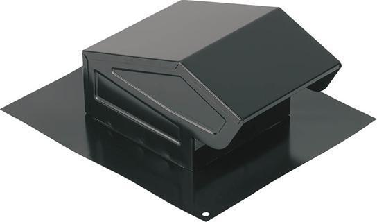 636 Broan 636 Hood Accessories Black