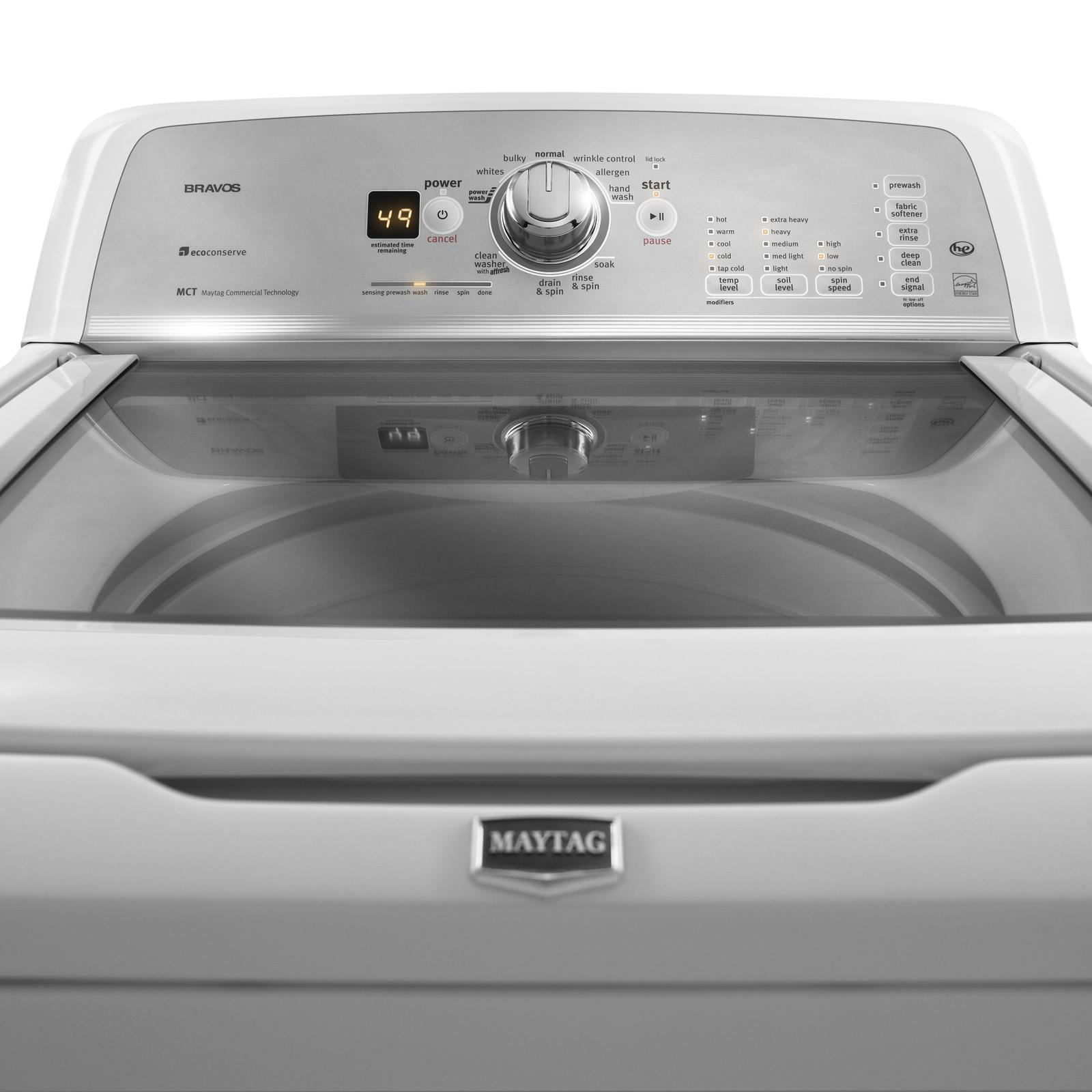Mvwx700xl Maytag Mvwx700xl Bravos X Series Top Load