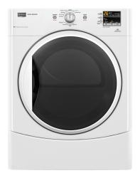 Brand: MAYTAG, Model: MEDE201YL, Color: White