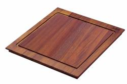 Brand: FRANKE, Model: PX40S, Style: Iroko Wood Cutting Board