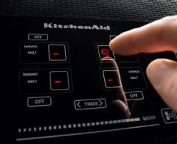 Brand: KitchenAid, Model: KICU569XSS
