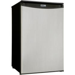 Brand: DANBY, Model: DAR125SLDD, Style: 4.4 cu. ft. Compact All-Refrigerator
