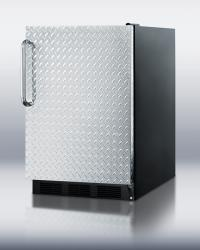 Brand: SUMMIT, Model: FF6BSSHH, Color: Diamond Plate Door