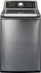 Brand: Samsung, Model: WA5471ABW, Color: Stainless Platinum