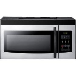 Brand: Samsung, Model: SMH1611W, Color: Stainless Steel