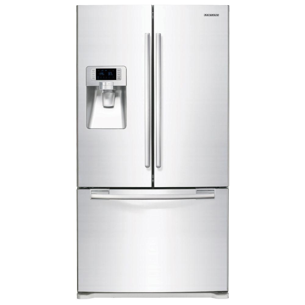 Rfg297hdrs Samsung Rfg297hdrs French Door Refrigerators