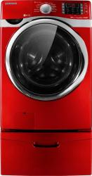 Brand: Samsung, Model: WF511ABW, Color: Tango Red