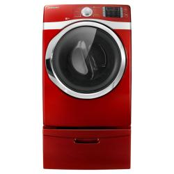 Brand: SAMSUNG, Model: DV511AGW, Color: Tango Red