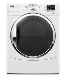 Brand: MAYTAG, Model: MGDE301YG, Color: White