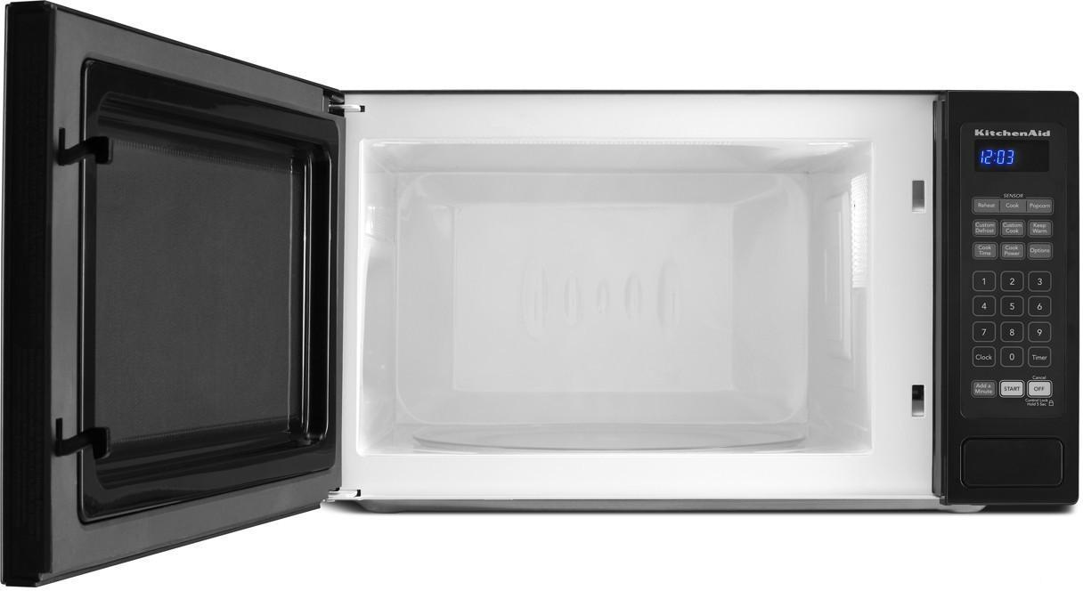 Kitchenaid Kcms1555sss 1 5 Cu Ft Countertop Microwave