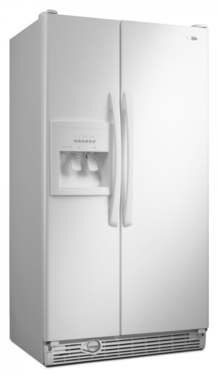 Asd2522wrs Amana Asd2522wrs Side By Side Refrigerators