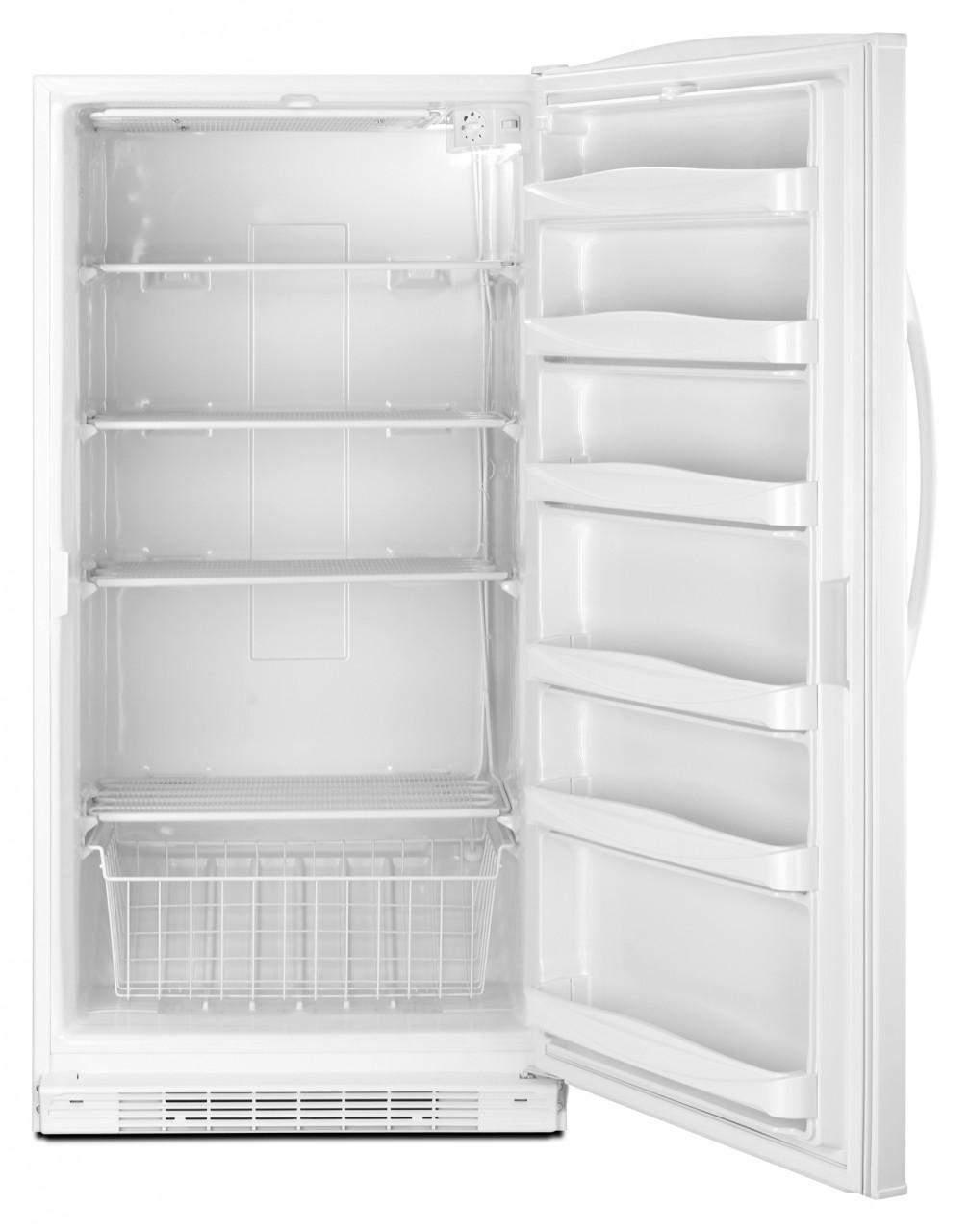 Aqu2003trw Amana Aqu2003trw Upright Freezers White