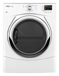 Brand: Whirlpool, Model: WGD9371YW, Color: White