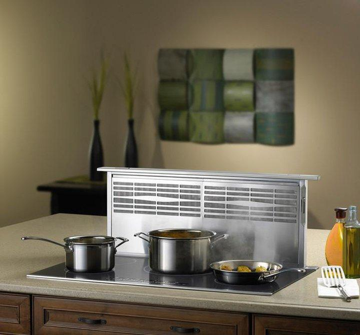 Jenn Air Jxdr7361vs 33 Quot Downdraft Ventilation With 600 Cfm