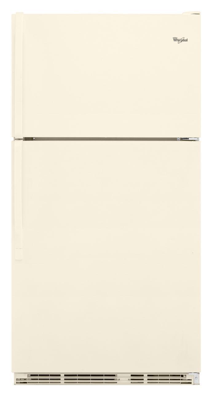 Wrt1l1tzyw Whirlpool Wrt1l1tzyw Top Freezer Refrigerators
