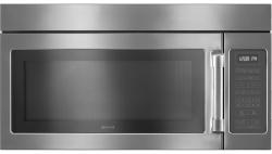 Brand: Jennair, Model: JMV8208WS, Color: Pro All Stainless Cabinet