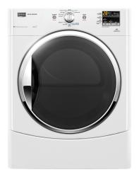 Brand: MAYTAG, Model: MEDE301YG, Color: White