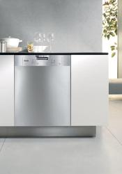 Brand: MIELE, Model: G4205BL, Color: Clean Touch Steel
