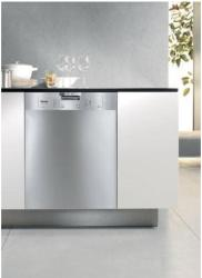 Brand: MIELE, Model: G4205SCWH, Color: Clean Touch Steel
