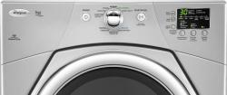 Brand: Whirlpool, Model: WED9371YW