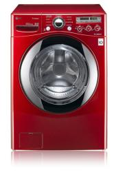 Brand: LG, Model: WM2550HRCA, Color: Wild Cherry Red