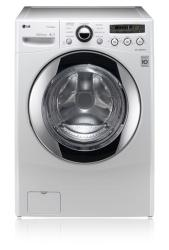 Brand: LG, Model: WM2550H, Color: White