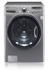 Brand: LG, Model: WM3550HVCA, Color: Stainless Steel