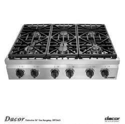 Brand: Dacor, Model: DRT366SLP
