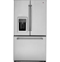 Brand: GE, Model: CFSP5RKBSS, Style: 25.1 cu. ft. French Door Refrigerator
