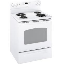 Brand: GE, Model: JBP23SRSS, Color: White