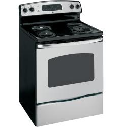 Brand: GE, Model: JBP23SRSS, Color: Stainless Steel