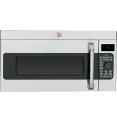 Brand: GE, Model: CVM1790SSSS, Style: 1.7 cu. ft. Over-the-Range Microwave Oven