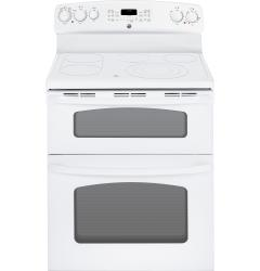 Brand: General Electric, Model: JB870STSS, Color: White