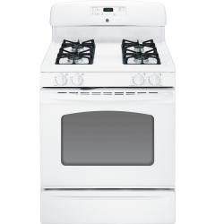 Brand: GE, Model: JGB250SETSS, Color: White