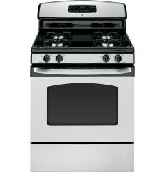 Brand: GE, Model: JGB250SETSS, Color: Stainless Steel