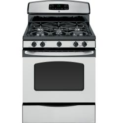 Brand: GE, Model: JGB282SETSS, Color: Stainless Steel