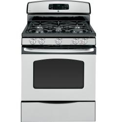 Brand: GE, Model: JGB296DETWW, Color: Stainless Steel
