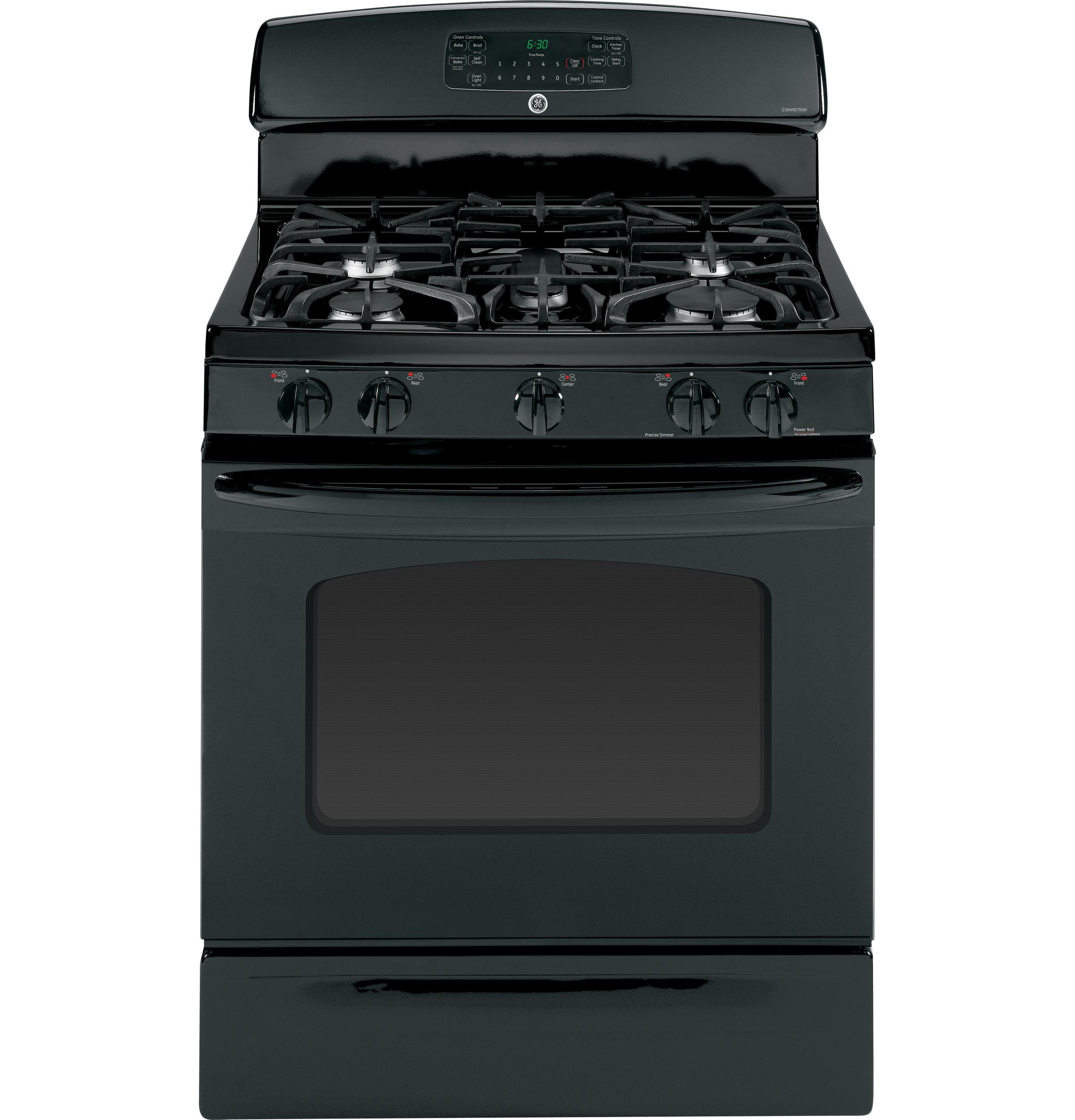 Ge Electric Stove ~ Jgb detww general electric gas ranges white