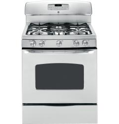 Brand: GE, Model: JGB810DETWW, Color: Stainless Steel