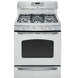 Brand: GE, Model: JGB840SETSS, Color: Stainless Steel