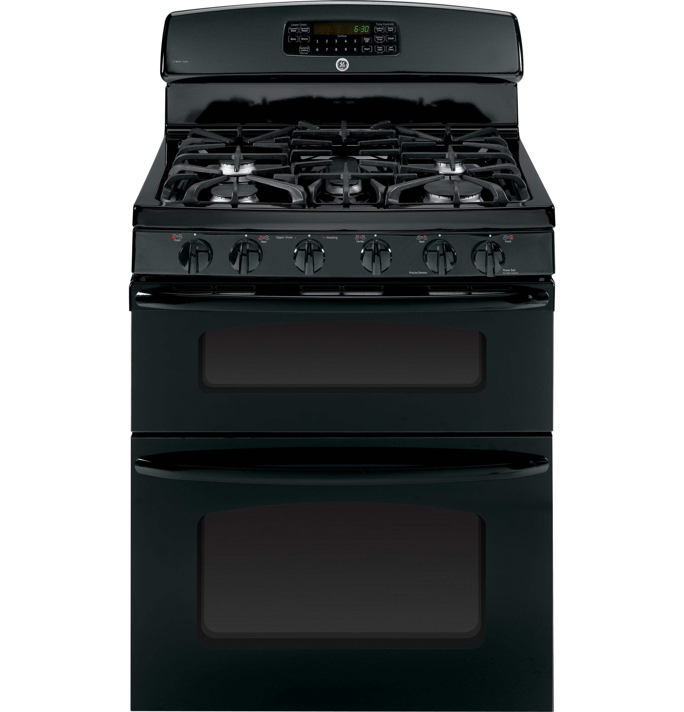 General Electric Stoves ~ Jgb detww general electric gas ranges white