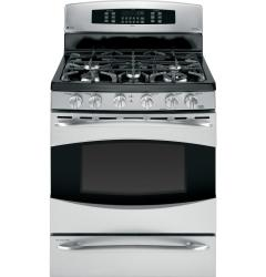 Brand: GE, Model: PGB930SETSS, Color: Stainless Steel