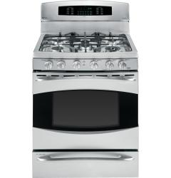 Brand: GE, Model: PGB935SETSS, Color: Stainless Steel