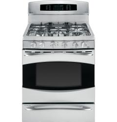 Brand: GE, Model: PGB980SETSS, Color: Stainless Steel