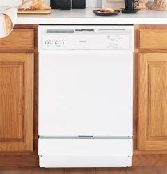 Brand: HOTPOINT, Model: HDA3640VSA, Color: White